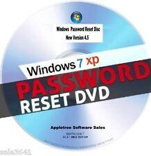 Password Reset or Remove System Login Password.