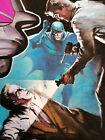 Rudolf Sieber-Lonati Originalzeichnung Titelbild Thriller - Fledermaus 279 Pabel