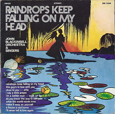 RAINDROPS KEEP FALLING ON MY HEAD # JOHN BLACKINSELL ORCHESTRA & SINGERS