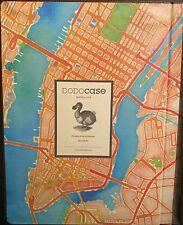 "DODOcase Custom Leather Case iPad Pro 9.7"" New York City Manhattan Watercolor!"