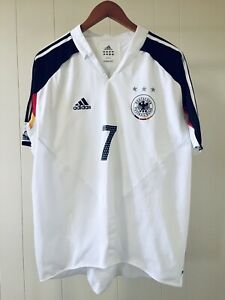 Germany Jersey 04/05 - Player Issue (XL) - Football Soccer Shirt