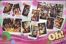 "GIRLS GENERATION ""OH! COLLAGE OF PHOTOS V.2"" ASIAN POSTER - Korean K-pop Music"