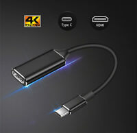 Type C USB-C to HDMI Adapter Cable For Samsung Galaxy S8 S9 S10 Note 8 9 Macbook