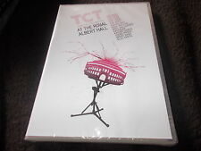 NEW SEALED DVD TCT AT THE ROYAL ALBERT HALL Music Concert Who Kasabian Cure Bee