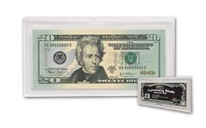5 DELUXE CURRENCY SLAB - REGULAR BILL - QTY 5