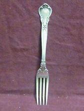"""Gorham Chantilly Fork 7"""" 45g no monogram"""
