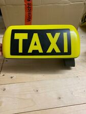 HALE Dachschild Taxi Zeichen Roof Sign Lampe Mercedes E KLASSE W213 Limousine