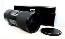 SIGMA XQ 500mm F8 Ultra Telephoto Lens for M42 fit with caps and case