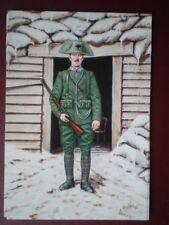 POSTCARD CARABINIERI OF ITALY - CARABINIERI OF 1916