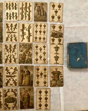 SPANISH DECK OF PLAYING CARDS. ENGRAVED BY MANUEL ALEGRE. 1811