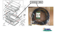 LAND ROVER FREELANDER 1996 - 2006 SUNROOF TRAY LID SEAL GENUINE. PART- EZB100120