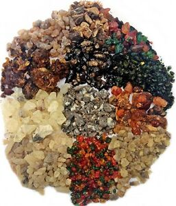 Incense Resin 25g Finest Indian Tree Resins Pagan Wicca-Multi Buy Offers