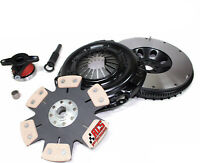 ACS STAGE 4 CLUTCH KIT + RACE FLYWHEEL FOR 2010-2014 HYUNDAI GENESIS COUPE 2.0T