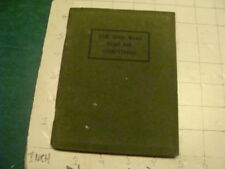 THE MAN WHO HAD NO CHRISTMAS 1935 ROY L. SMITH - 13 pg letterpress, felt covers