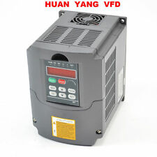 TOP 220V 2.2KW  3HP 10A VARIABLE FREQUENCY DRIVE VFD INVERTER CE CERTIFICATE
