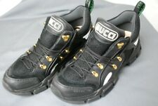 $980 GUCCI men's Flashtrek black sneakers hiking boots UK 10 / US 10 1/2 - 11