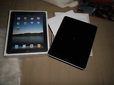iPad 1. Generation von Apple - 64GB, 3G, Silber usw...