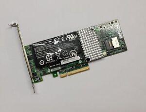 LSI 3ware 9750-4i SATA / SAS Controller RAID 5 6 6G PCIe x8 LSISAS2108 FP Avago