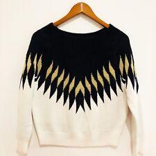 EXPRESS Women's Sweater Size XS Long Sleeve Cotton Blend NWOT