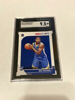 ERIC PASCHALL RC ROOKIE 2019-20 PANINI NBA HOOPS #230 SGC 9.5 MINT +