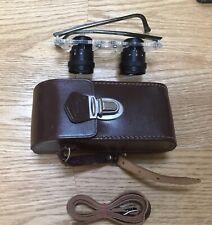 New listing Rare Vintage Optikon Loupe Glasses -  Germany Hamburg