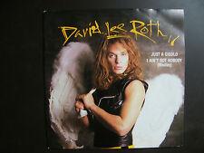 "SP DAVID LEE ROTH  ""Just A Gigolo / I Ain't Got Nobody (Medley ) France  (1985)"