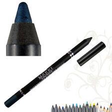 Maquillage bleus waterproof crayon pour les yeux