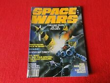 Vintage Science Fiction Magazine Space Wars Aug. 1978 Quark Dr. Who 4