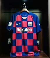 FC Barcelona  Home Soccer Jersey 2019/20 - Nike Men's - AJ5532-456