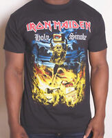 IRON MAIDEN Holy Smoke No Prayer For The Dying Eddie T-SHIRT OFFICIAL MERCH