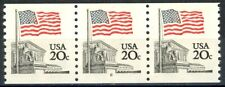 Flag Over Supreme Court PNC3 Plate 8 Scott's 1895a Narrow Tagging MNH