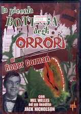 LA PICCOLA BOTTEGA DEGLI ORRORI di Roger Corman con Mel Welles DVD FILM SEALED