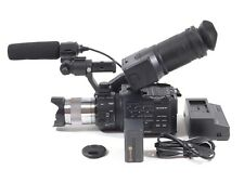 Sony NEX-FS100U Super 35mm Camcorder NEX-FS100 50mm Lens  4 x 10