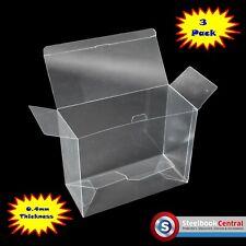 FP3 Protectors / Cases for 2 pack Funko Pop Vinyl Protector ( x3)