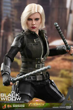 Hot Toys Marvel Avengers Infinity War Black Widow 1/6 Scale Figure MISB In Stock