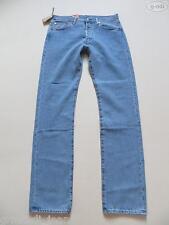 Levi's® 501 Jeans Hose W 33 /L 36, extra lang, NEU ! Blue Stonewashed Denim ! 98