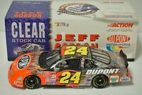 1/24 Jeff Gordon #24 DuPont 2001 Monte Carlo CLEAR Car by Action - 1 of 6,996
