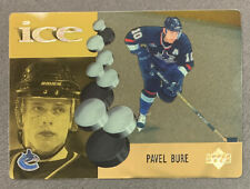 1998-99 McDonalds Upper Deck Ice - #14 Pavel Bure - Vancouver Canucks