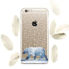 Bear Silicone iPhone 4s 5s 5c SE Case Animal New iPhone 7 8 Plus X XS Max XR