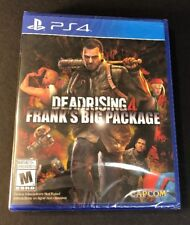 Dead Rising 4 [ Frank's Big Package ]  (PS4) NEW