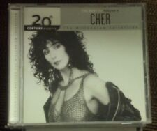 CHER The Best Of Cher Vol. 2 CD mid-00's pop 20th Century Masters