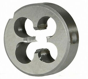 10mm x 1.25 Metric Right hand Die M10 x 1.25mm Pitch [DORL_A]