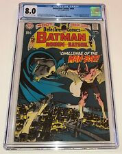 DETECTIVE COMICS #400 ~ 1st appearance Man-Bat 1970 ~ Neal Adams art ~ CGC 8.0