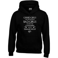 Peaky Blinders Hoodie Good Girls Bad Girls Thomas Shelby Christmas Gift Men Top