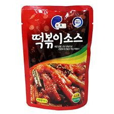 Korean Tteokbokki Sauce Korean Traditional Stir-fried Rice Cake Spicy Sauce