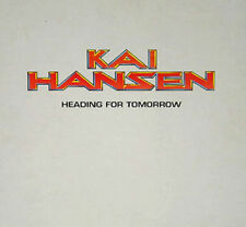 KAI HANSEN GAMMA RAY heading for tomorrow allemand Vinyl Record LP