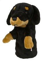Dachshund Dog Golf Animal Headcover Driver Head Cover Daphnes Golf Club Cover