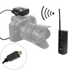 Funk Fernauslöser Anschlusskabel kompatibel mit Fujifilm FinePix HS50EXR RR-80A