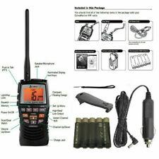 Cobra MR HH150 COBRA HH 150 LCD EU Floating Handheld VHF Marine Radio M1 M2 C0