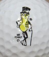 (1) Planters Mr Peanut Logo Golf Ball